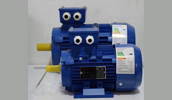 الکتروموتور گیربکس صنعتی